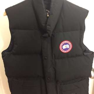 Canada Goose Men's Freestyle Crew Vest
