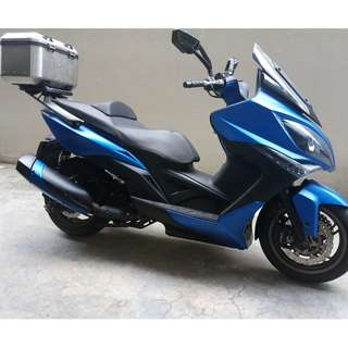 WTS/WTT 2013 Kymco Xciting 400