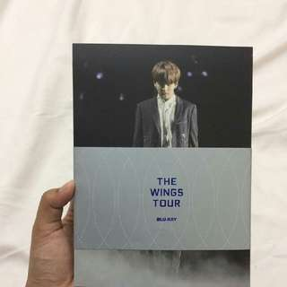 BTS The Wings Tour Postcards