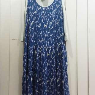 Uniqlo dress bigsize
