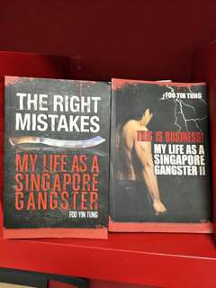 Life as a Singapore Ganster