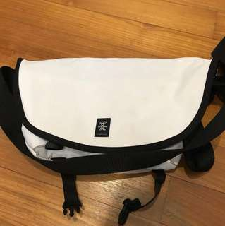 Crumpler Hillman Hunter messenger Bag