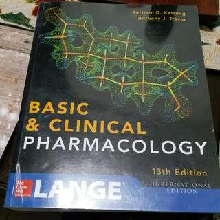 Katzung Basic & Clincal Pharmacology
