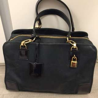 Loewe Leather Bag