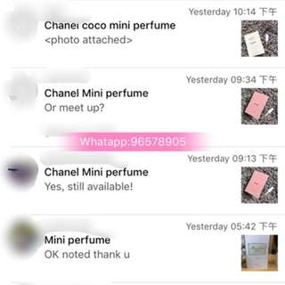 Mini perfume  Hot selling 🔥🔥