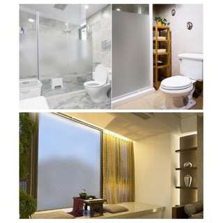 Removable Privacy Window Film