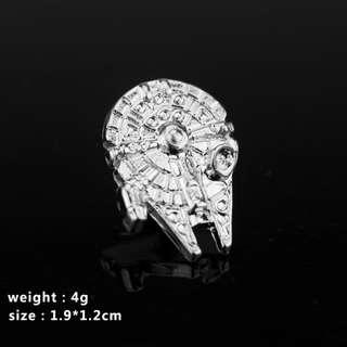Star Wars Millennium Falcon Pin