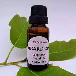 BAIN Beard Oil & Softener (Travel Bottle - 20ML)