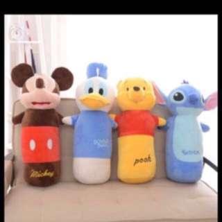 Xmas gift - Pooh bear bolster