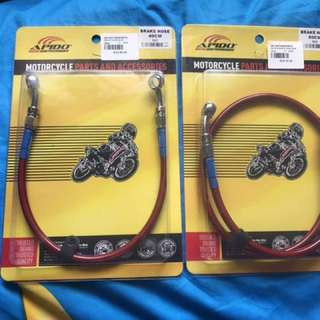 Apido brake Hose (Rear Only) Front sold!