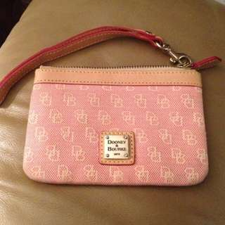 Auth. Dooney and Bourke Wristlet