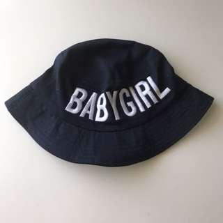 Babygirl Statement Bucket Hat