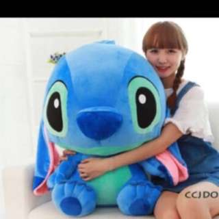 Xmas gift - stitch soft toy