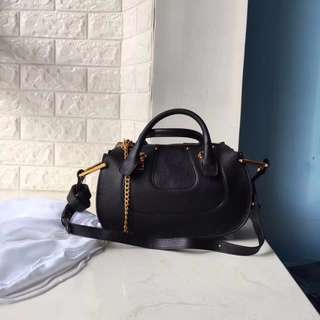 Chloe Hayley Small Leather Hobo