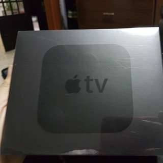Apple TV - New and Unopened (im on holiday will be back 02 Jan 2018)