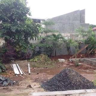 Tanah kavling 106 m2 murah Pamulang