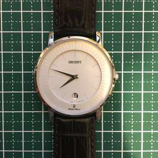 Orient Slim Classic GW01 Watch