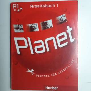 German Third Language Secondary 1 Workbook