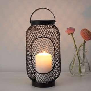 Ikea柱狀蠟燭燭台,裝飾品