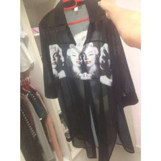 Marilyn Monroe outer wear