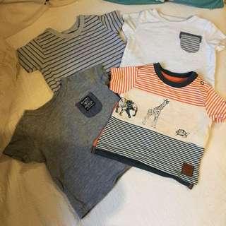 Next UK Baju Baby Boy Bundle 3-6m