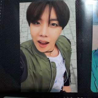 WTS BTS J-HOPE HOSEOK OFFICIAL PC