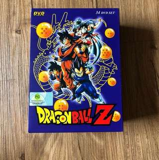 WTS: DragonBall Z DVD Box Set (Esp. 1 ~ 291 End)