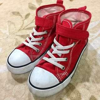 Pre❤️ H&M highcut shoes