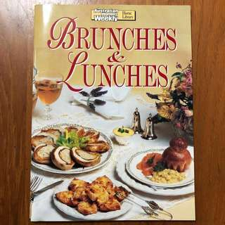 Brunches & Lunches Recipe Book
