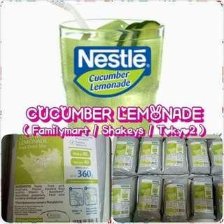 Nestle Juice (Cucumber Lemonade)