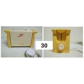 Pensonic bread toaster