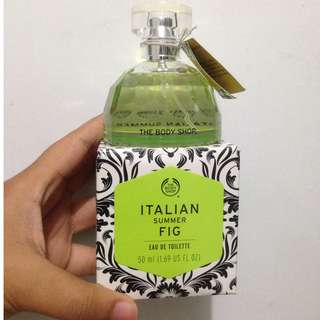 The Body Shop Italian Summer Fig EDT 50ml