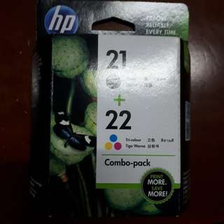 2 HP INKJET PRINT CARTRIDGE