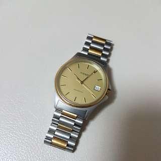 Tissot Seastar Quartz Watch 天梭石英錶