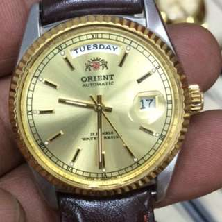 Orient ..day date..auto..