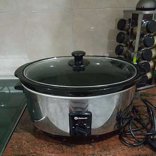 Slow cooker 6.5L (besar)