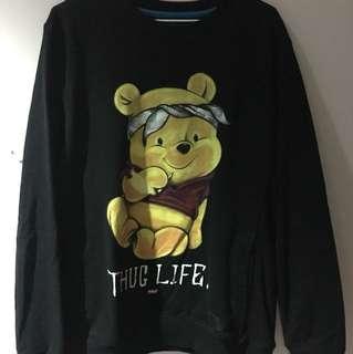 Entree Winnie The Pooh Thug Life Size L