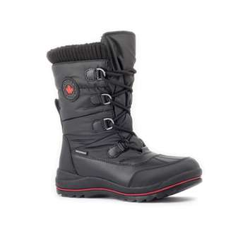 NEW Women's Cougar Winter Boots Size 9 BLACK