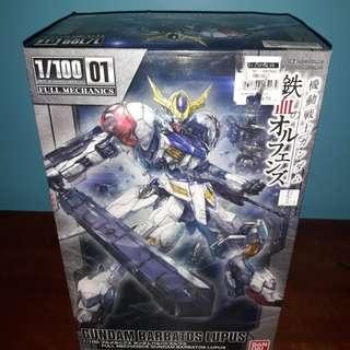 Gundam 1/100 Full Mechanics Model Kit: Gundam Barbatos Lupus