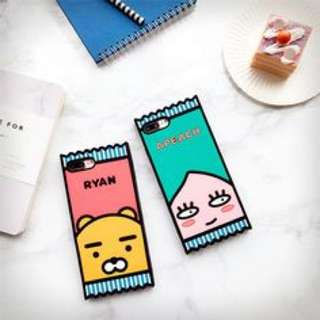 LOOKING FOR kakao friends iphone case