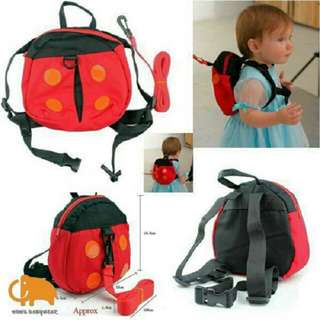 Ladybird Kid Keeper Safety Harness