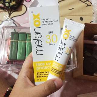 Melanox SPF 30 Sunscreen