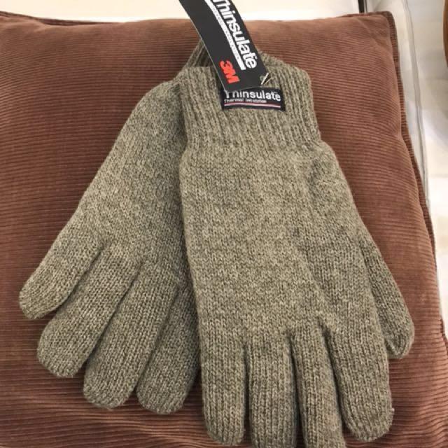 3M內鋪棉保暖手套