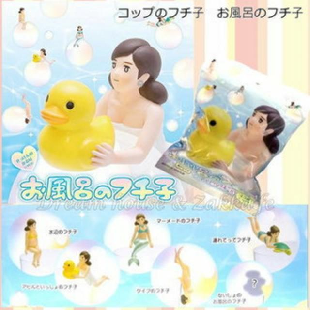日本連線 杯緣子沐浴球