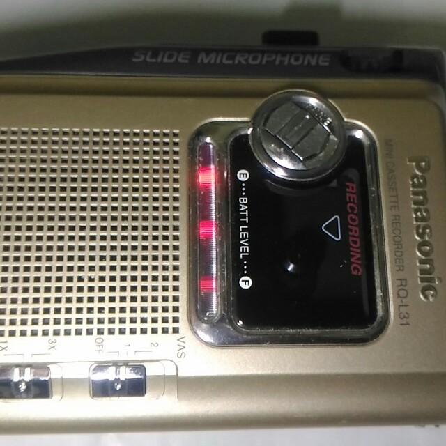 國際牌卡帶隨身聽,卡帶隨身聽,卡式隨身聽,隨身聽,Panasonic,卡帶播放器~國際牌卡帶隨身聽(獨特的三倍速快速錄音功能,少見,功能正常)