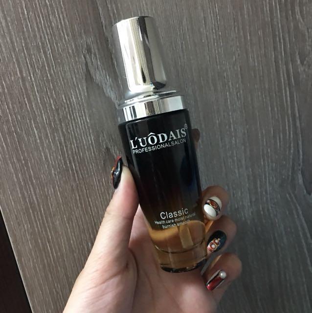 香水護髮油