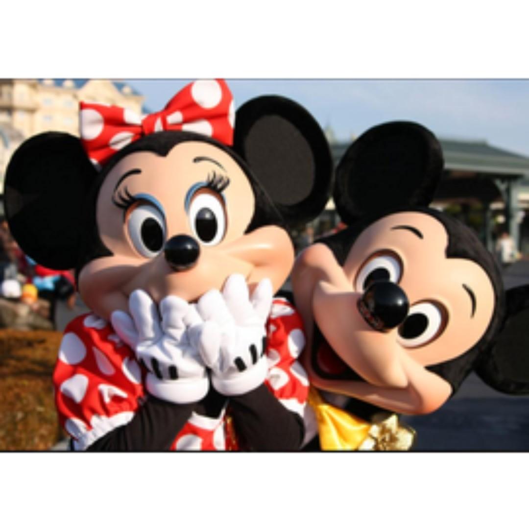 ★保證全場最低價★【保證入園】東京迪士尼門票一日券(電子票券)