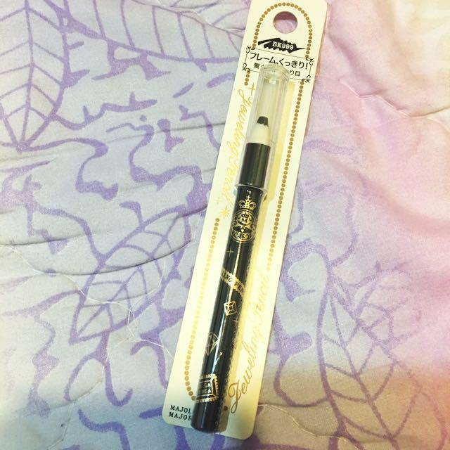 戀愛魔鏡眼線筆-黑 BK999