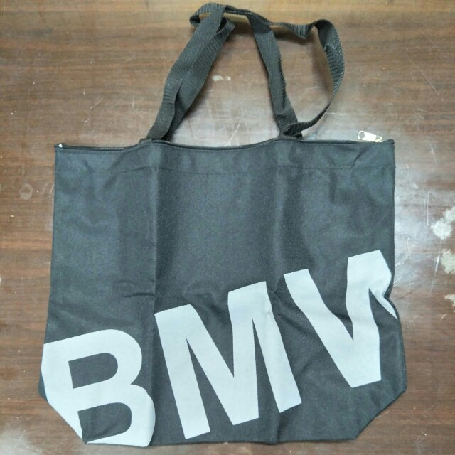 全新 BMW購物袋/帆布袋