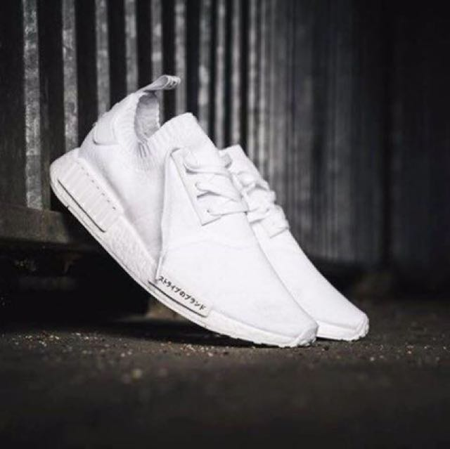 adidas nmd r1 japanese writing